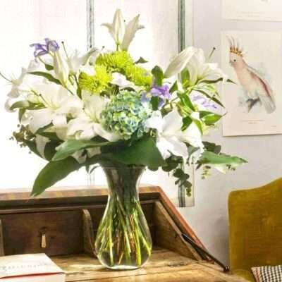 Ir a flores para empresa