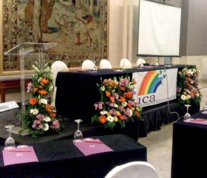Flores para decoración de eventos 3