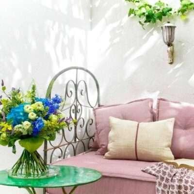 Plantas y flores para patios y balcones