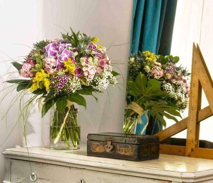 Flores de interior para recepci n y salas de espera for Plantas decorativas para oficina