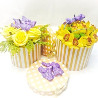Flores para nacimientos - Modelo 5