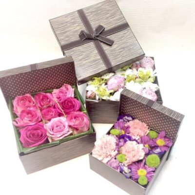 Flores para nacimientos - Modelo 2