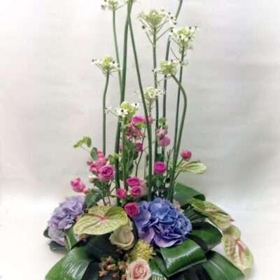 Flores para nacimientos - Modelo 12