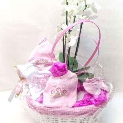 Flores para nacimientos - Modelo 1