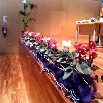 Plantas y flores para eventos 3
