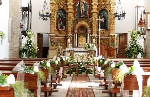 Flores Para Iglesia Decoración Y Arreglos Florales Para