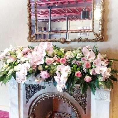 Flores de bienvenida 1