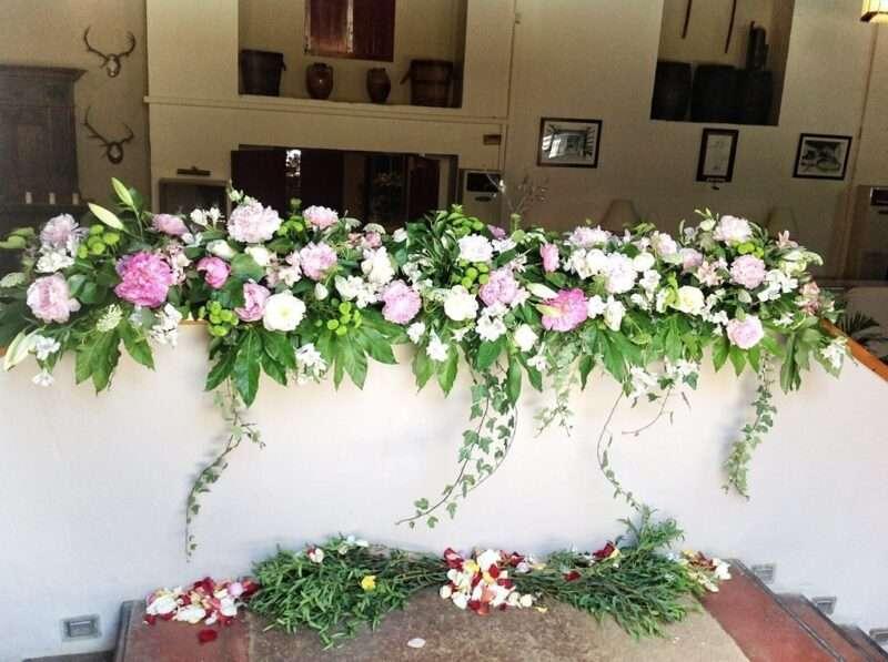 Flores de bienvenida 3