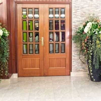 Flores de bienvenida 13