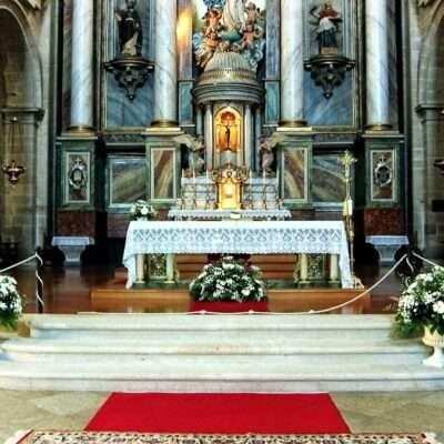 Flores para altar Elegancia