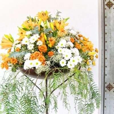 Flores para iglesia 40