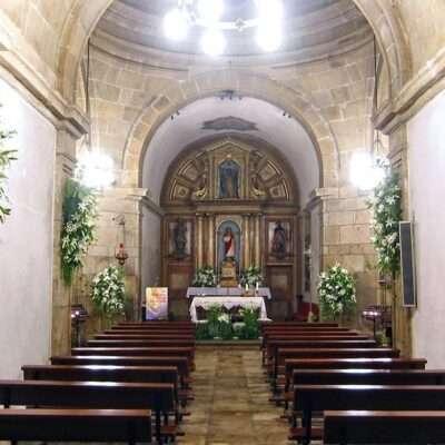 Flores para iglesia 44
