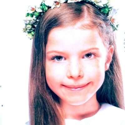 Flores para pelo niños 9