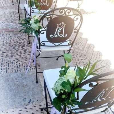 Flores para bodas civiles 22