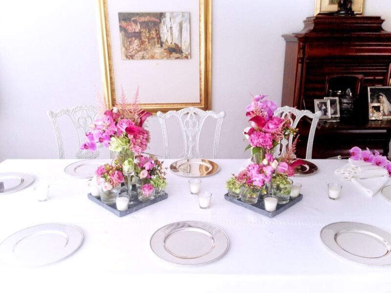Flores casa de la novia 10