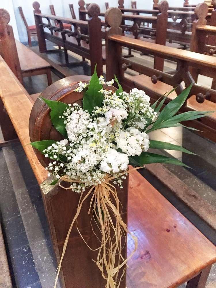 Flores para iglesia 15