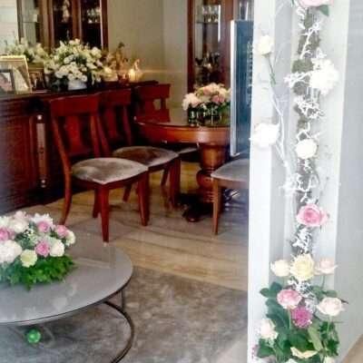 Flores casa de la novia 1