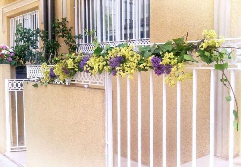 Flores casa de la novia 3