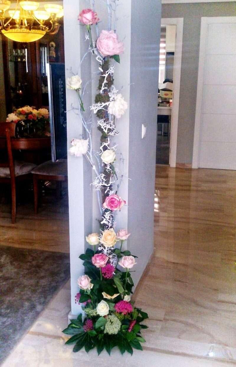 Flores casa de la novia 6