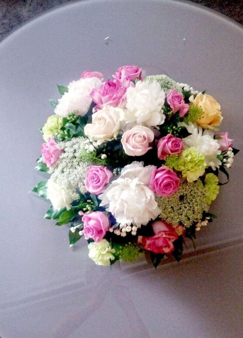 Flores casa de la novia 9