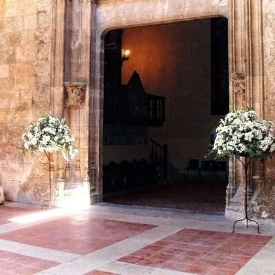 Flores para bienvenida Elegancia