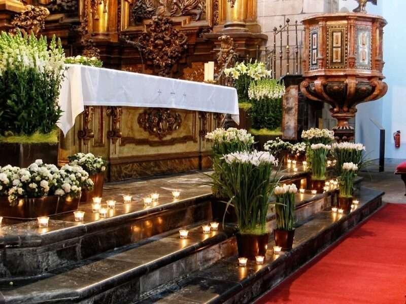 Flores para altar Especial