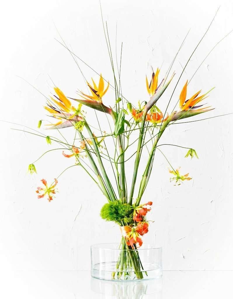 Flores de agradecimiento y regalo 23