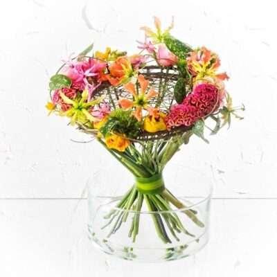 Ramos de flores para acompañante 5
