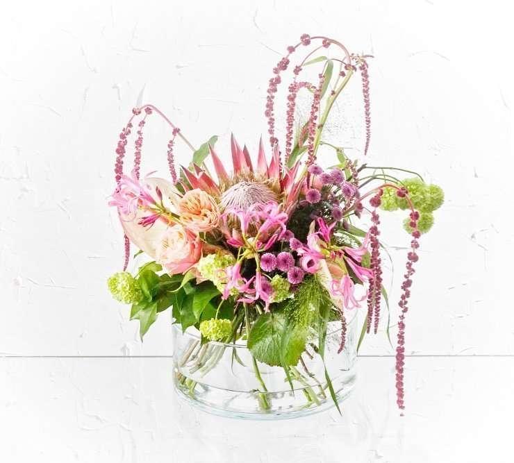 Ramos de flores para acompañante 6