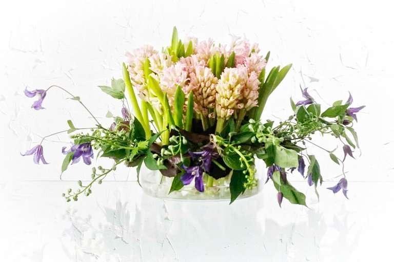 Flores de agradecimiento y regalo 2
