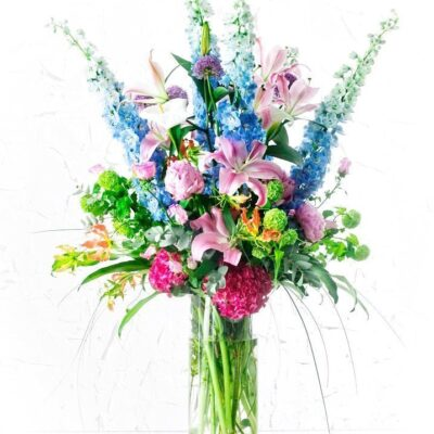 Flores de agradecimiento y regalo 8