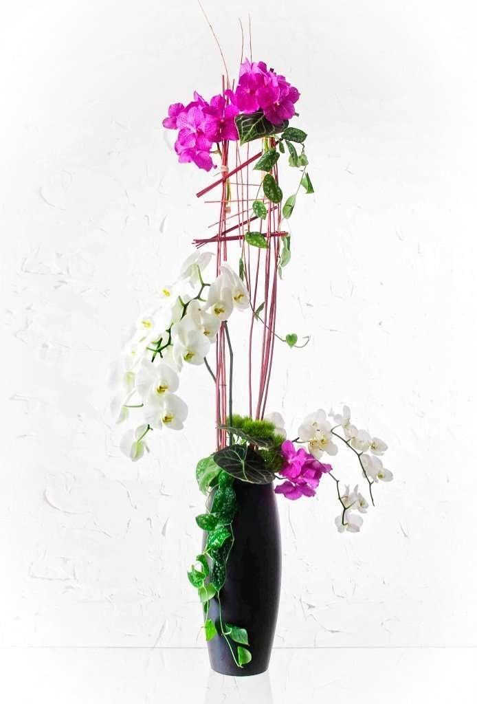 Flores de agradecimiento y regalo 9