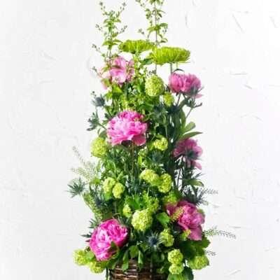 Flores de agradecimiento y regalo 11