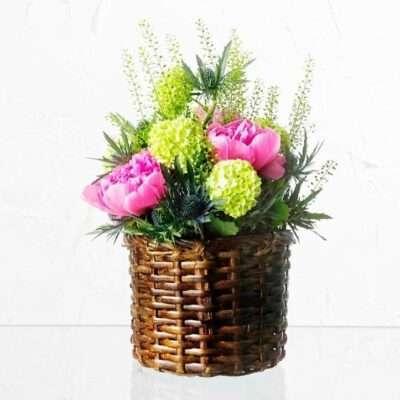 Flores de agradecimiento y regalo 12