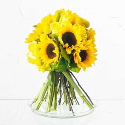 Ramos de flores para acompañante 7