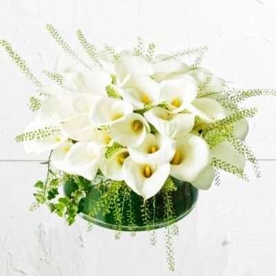 Flores de agradecimiento y regalo 14