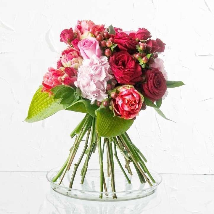 Ramos de flores para acompañante 8