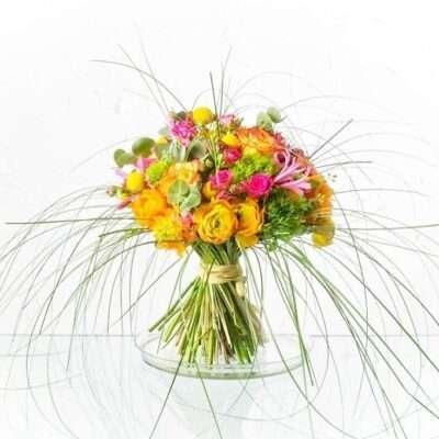Ramos de flores para acompañante 10