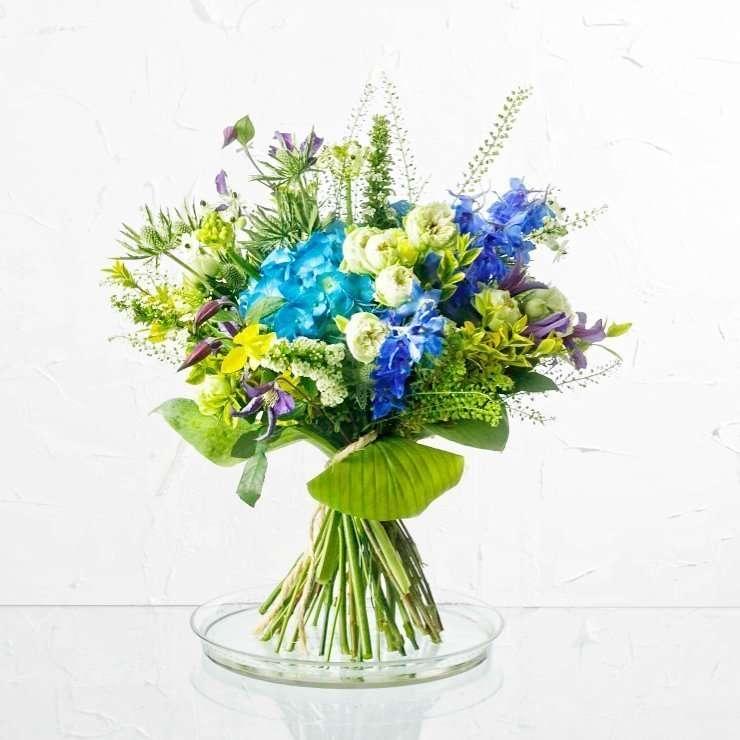 Ramos de flores para acompañante 11