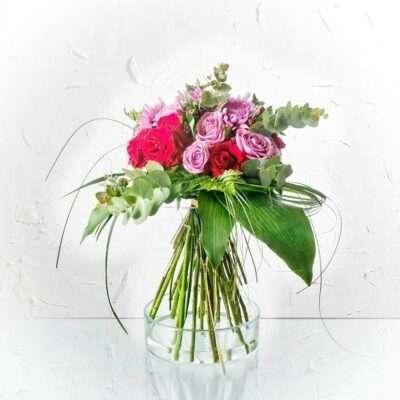 Ramos de flores para acompañante 14