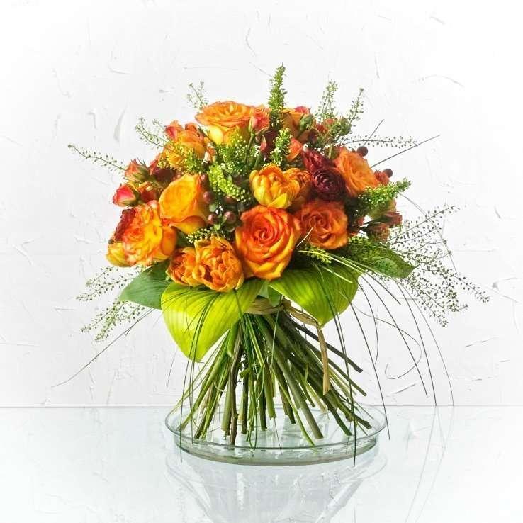 Ramos de flores para acompañante 16