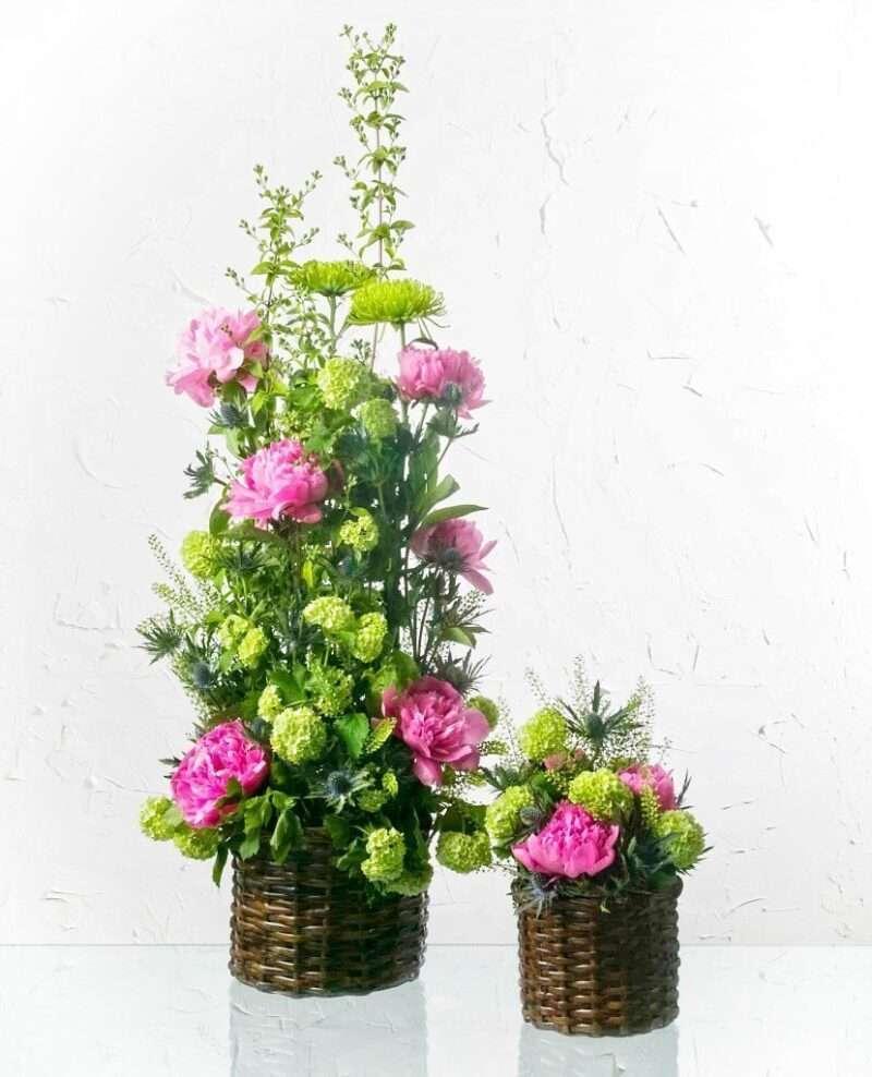Flores de agradecimiento y regalo 18