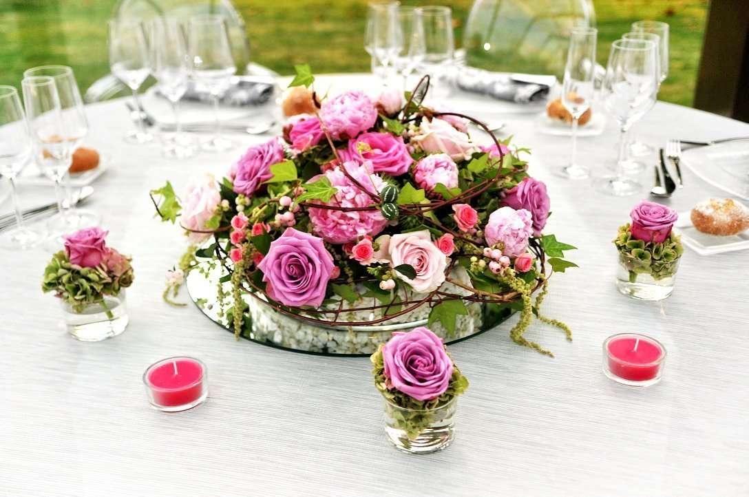 Flores y decoración para eventos