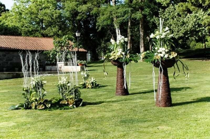 Flores para bodas civiles 7