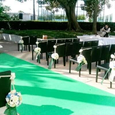 Flores para bodas civiles 10