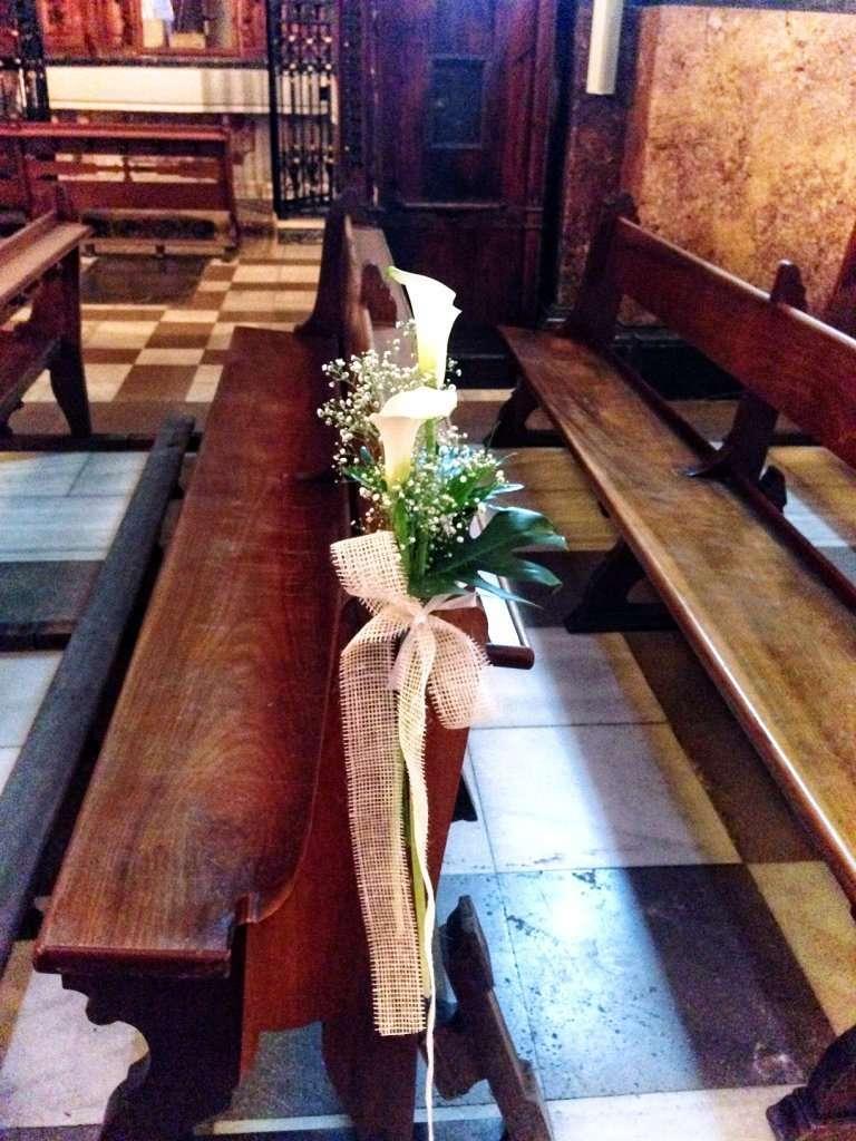 Flores para iglesia 30