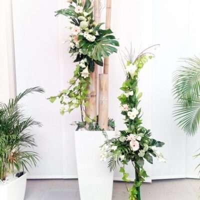Flores para bodas civiles 12