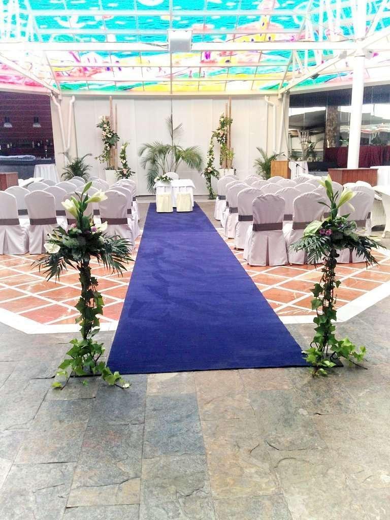 Flores para bodas civiles 13