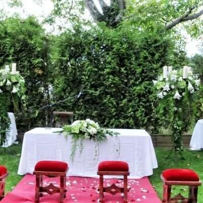 Flores para bodas civiles 14
