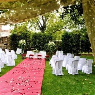 Flores para bodas civiles 15